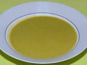 Receita fácil de creme de espinafres