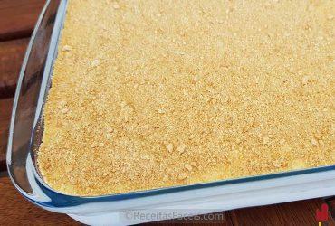 receita fácil de tarte de natas gelada