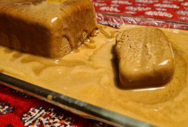 receita fácil de mousse de chocolate gelada